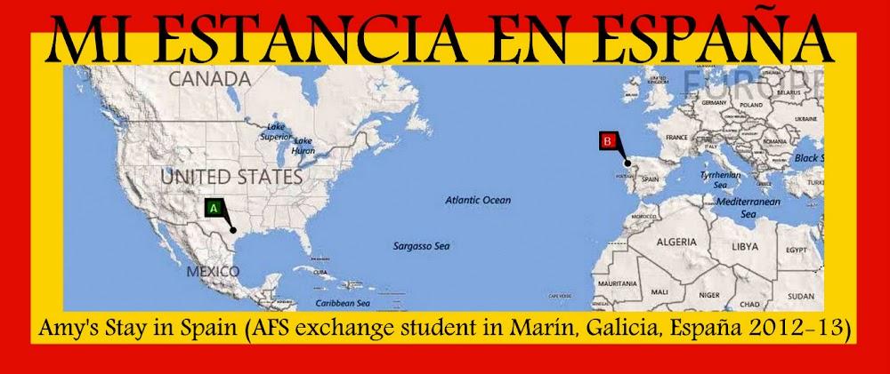 Mi Estancia en España