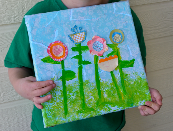 LD Solutions Thursday 39 S Tip Crafting With Kids Spring Art