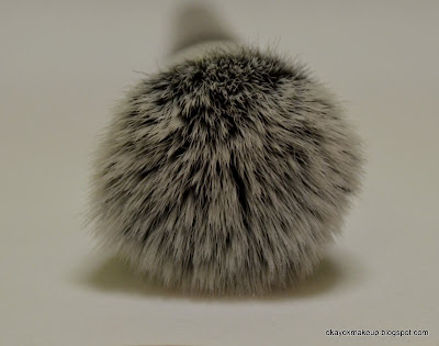 Coastal Scents buffer brush top view 518