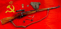 Mosin nagant 91/30 Sniper