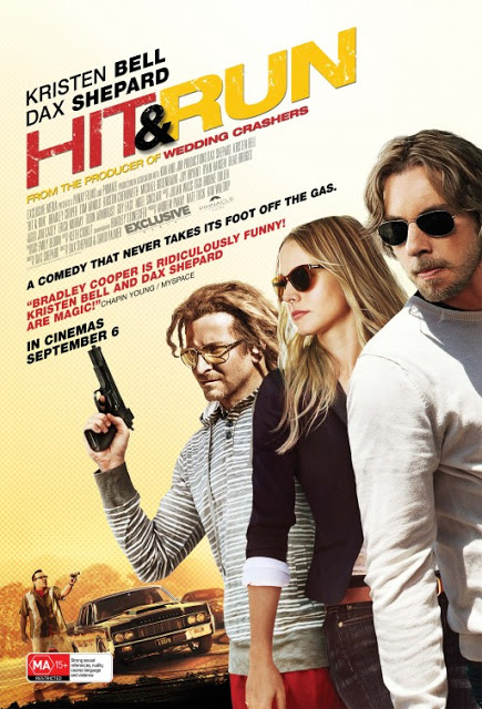 Hit and Run DVDRip Español Latino 2012