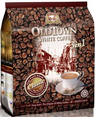The international brand of OldTown White Coffee 3 in 1, originated from Ipoh, Perak (Malaysia), where you can find it in Asian supermarkets