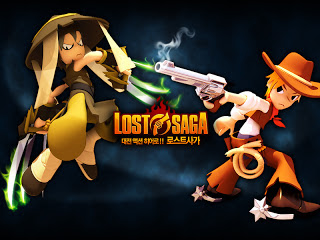 Cheat LS Lost Saga Anti Skill + No Charge Attack + All Grade CSD Terbaru 2013
