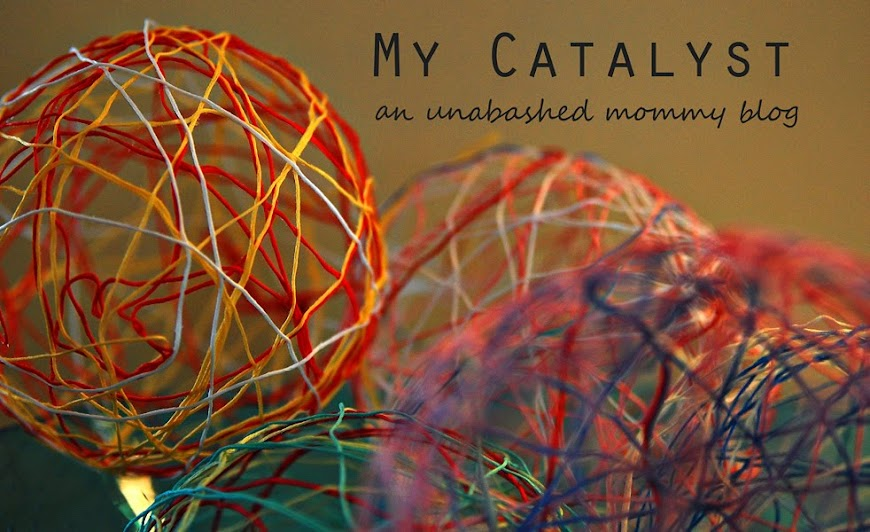 My Catalyst: An Unabashed Mommy Blog