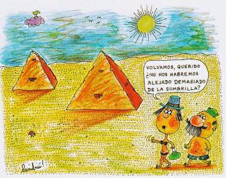 El humor argentino de Landrú.