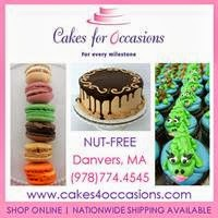 Cakes for Occasions: A Nut-Free Bakery