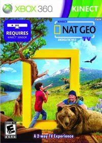 Kinect Nat Geo TV (2dvds)