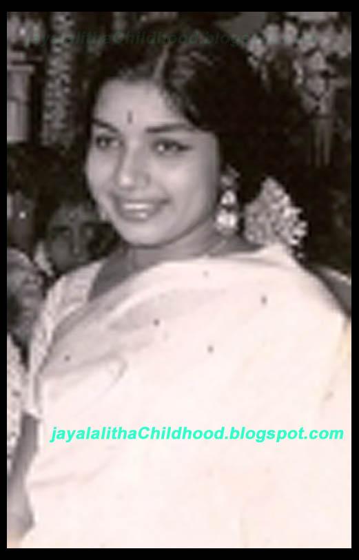biodata of jayalalitha