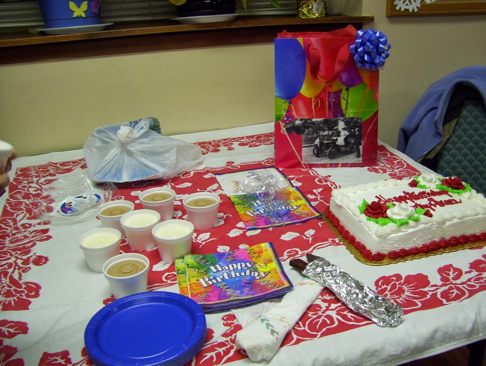 Cake Art In Elizabethton Tn : The Art of Positive Living: A Birthday Celebration in East ...