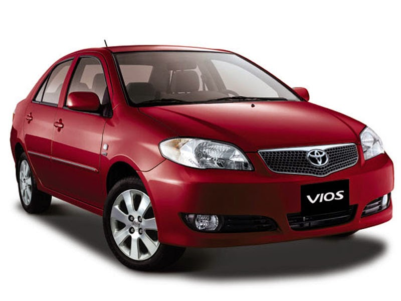 The Ultimate Car Guide Toyota Vios Generation 1 2 2006