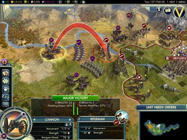 Civilization 5 Gold 2012 PC Full Español Repack