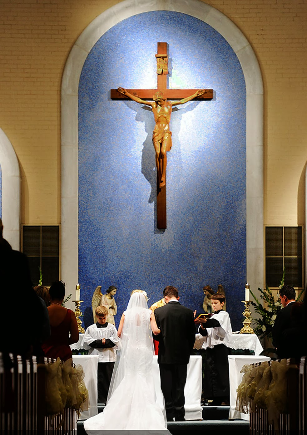 Matrimonio Igreja Catolica : O fiel católico sacramento do matrimônio