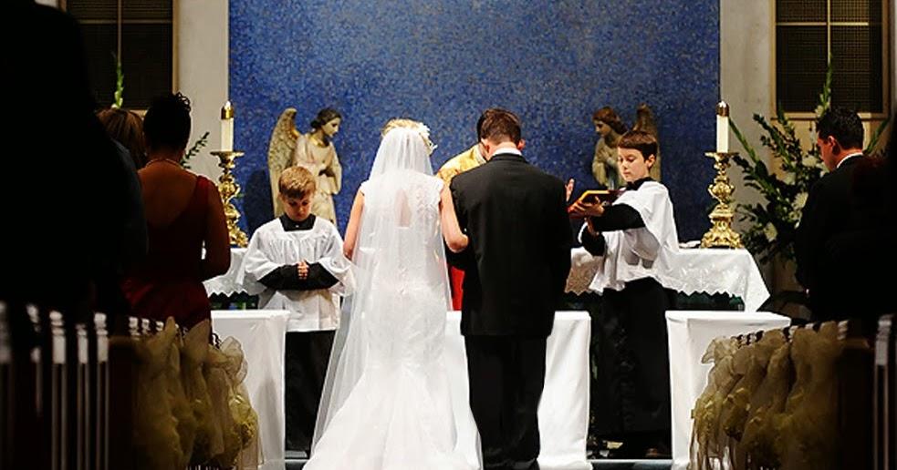 Sacramento Do Matrimonio Catolico : O fiel católico sacramento do matrimônio