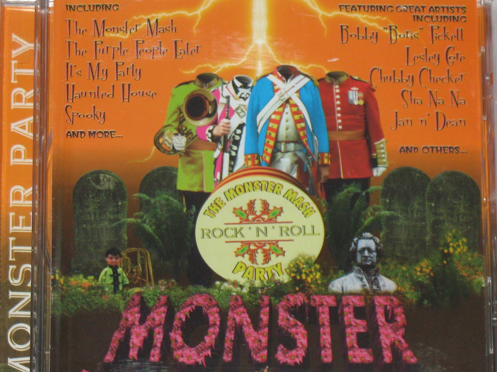 Sha Na Na - Monster Mash Rock 'n' Roll Party