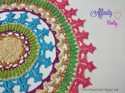 Crochet Affinity Doily