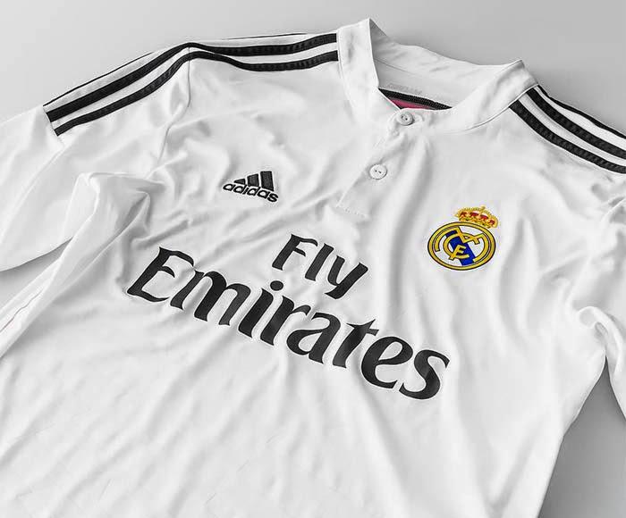 ... camiseta Real Madrid 2014/2015 - Presentación   Blog del Real Madrid