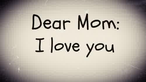 Surat Cinta Untuk Ibu Dalam Bahasa Inggris Belajar Bahasa