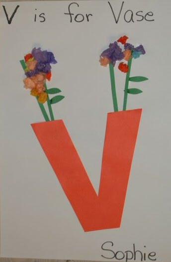 Letter V Activities For Preschool Ibovnathandedecker