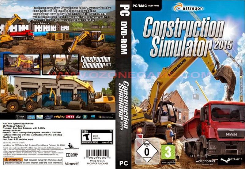 Download Construction Simulator 2015 PC Full Construction 2BSimulator 2B2015