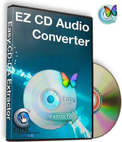 EZ CD Audio Converter 2.4 FULL version Plus Product keys Image