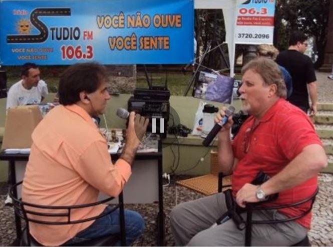 Airton Engster dos Santos e Celso Brönstrup