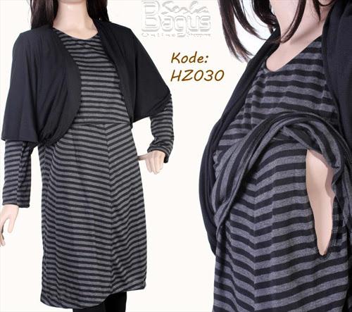 Jual Baju/Busana Untuk Ibu Menyusui-Model Rompi