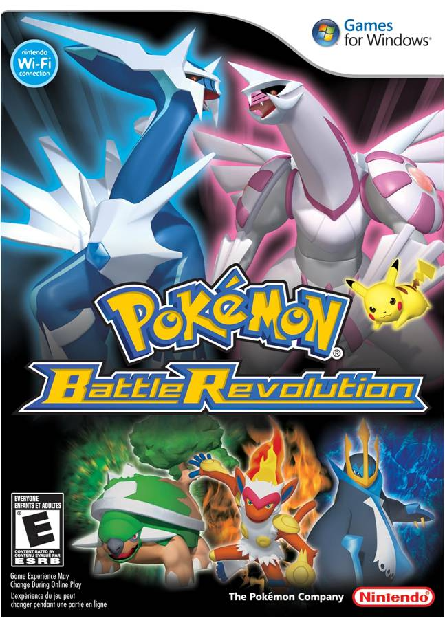 Download Pokémon Battle Revolution – PC
