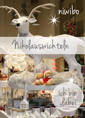 Nikolaus-Wichteln bei Nicole