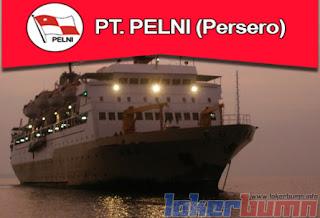 Lowongan Kerja PT PELNI (PT Pelayaran Nasional Indonesia)  untuk banyak posisi