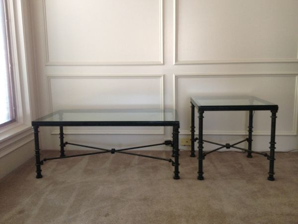 Lovely Coffee And Side Tables   $150