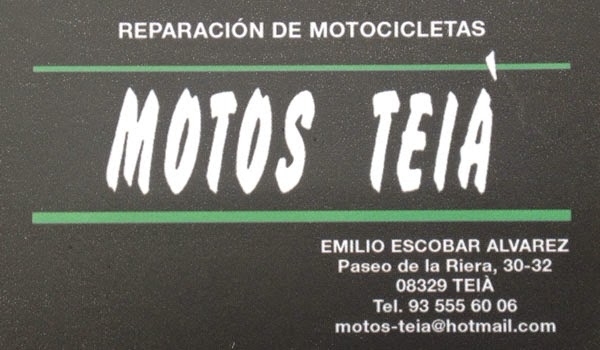 Motos Teià