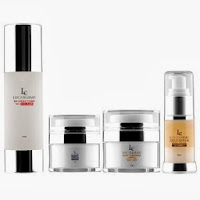 Luc Charme Gold Whitening series