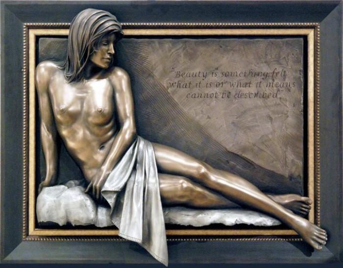 Bill Mack. Рельефные картины 11675
