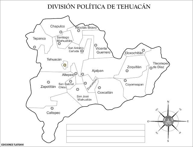 mapas de tehuac u00c1n