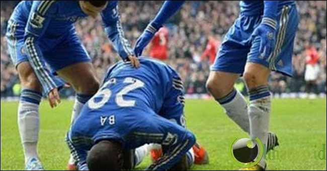Demba Ba - Penyerang Chelsea