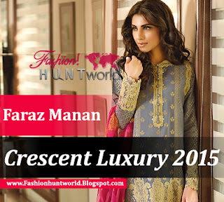 Crescent Luxury '15 By Faraz Manan