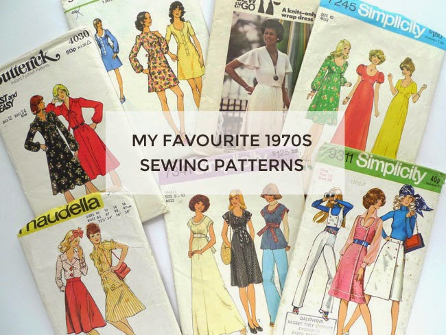 Tilly and the Buttons: My Favourite 1970s Sewing Patterns (part 1)