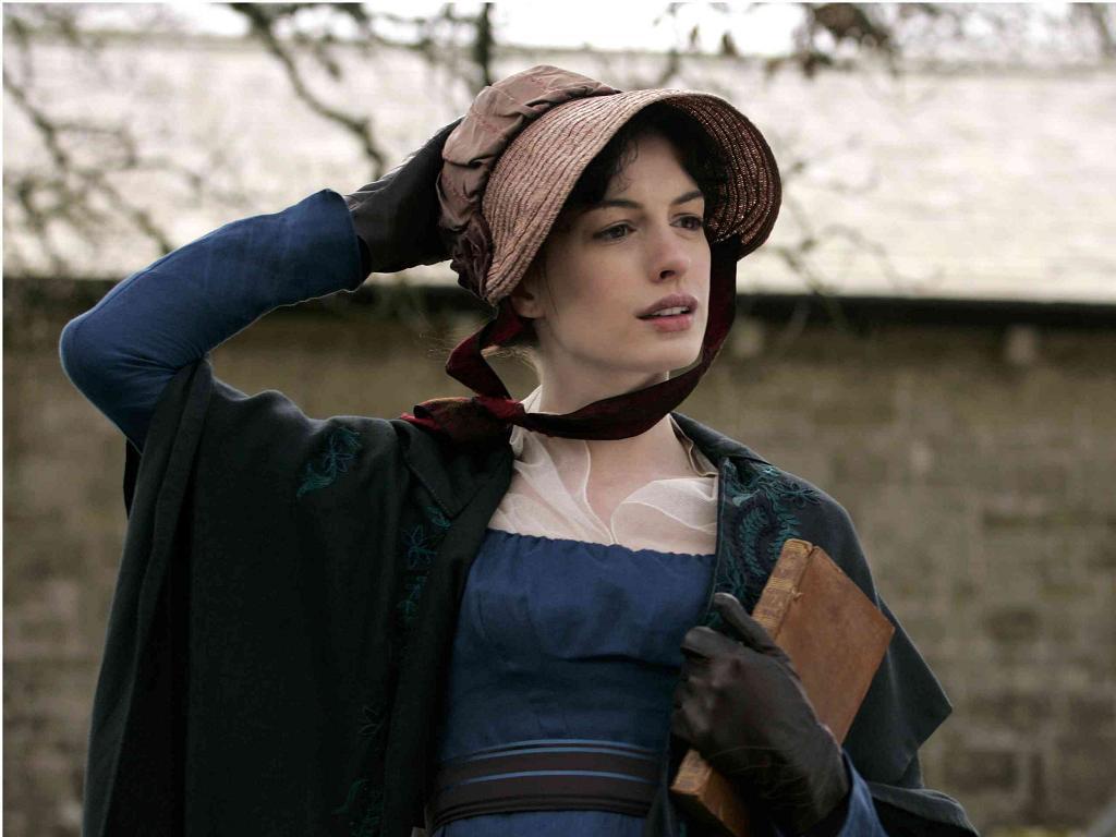 movie night . Becoming Jane . ~ Angela Dissected