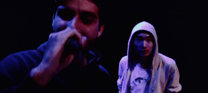 Edgar Wasser – Tourette-Syndrom EP Live-Snippet ( 1 Video )