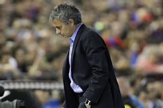 """José Mourinho: """"La suerte marcó la diferencia"""""""