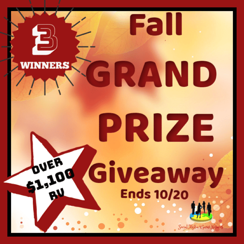 Fall Grand Prize