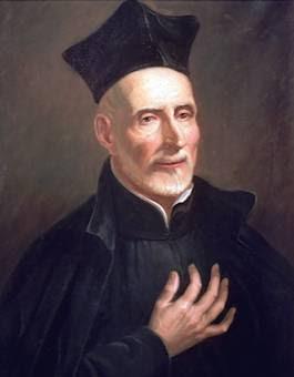 San Jose de Calasanz fundador de los Escolapios y las Escuelas Pias.