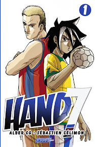 Hand 7, Tome 1