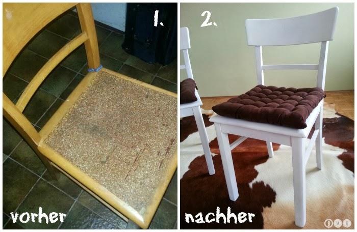 ich bin umgezogen auf diy st hle versch nern restaurieren. Black Bedroom Furniture Sets. Home Design Ideas