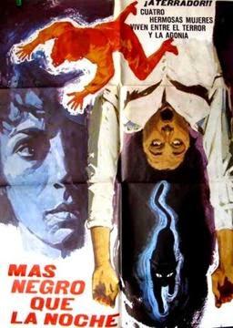 descargar Mas Negro Que La Noche (1975) en Español Latino