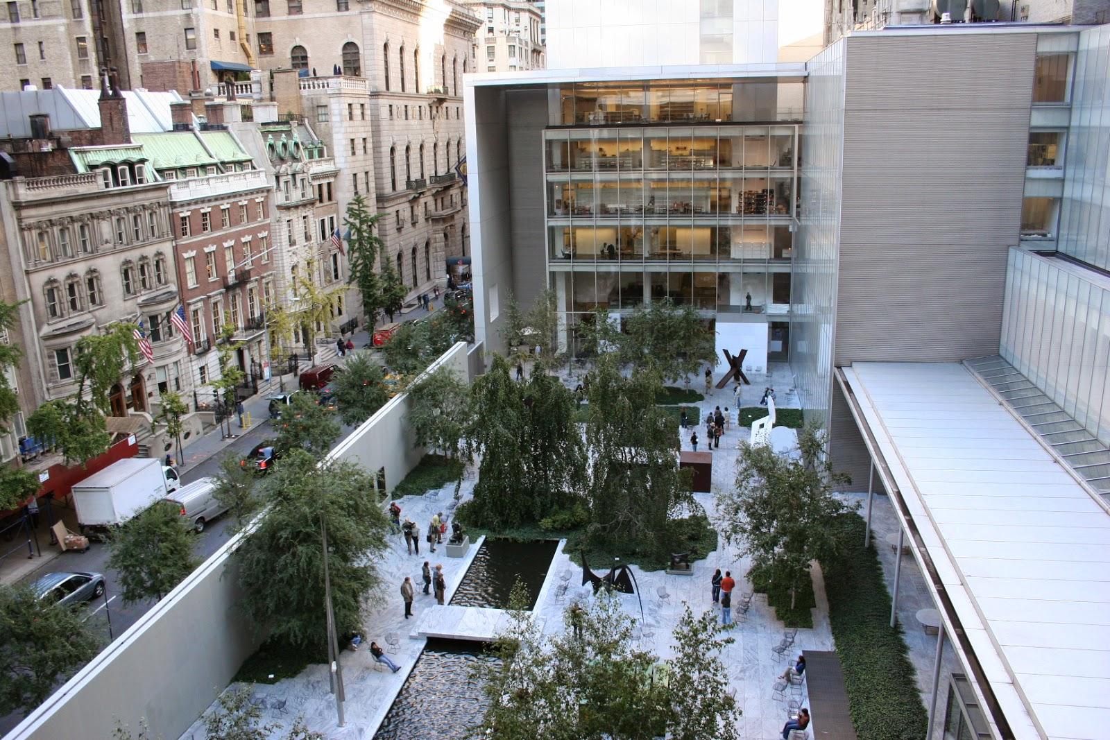 MOMA, em Nova York