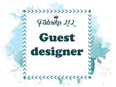 Я - приглашённый дизайнер