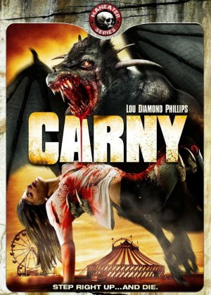 Carny (2009) Hindi Dubbed DVDRip 800mb