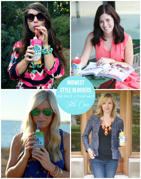 One Look: Four Ways // Vita Coco