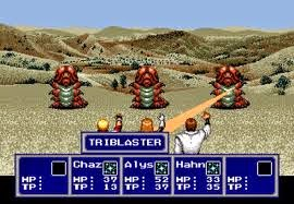 Phantasy Star IV: The End of The Millenium
